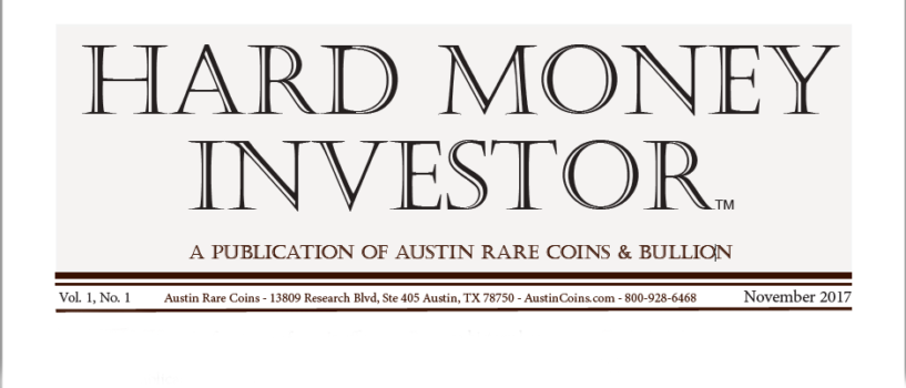 Hard Money Investor – Volume 1, No 1