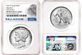 Proof Palladium American Eagles Now Available
