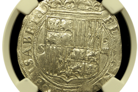 Rare Spanish silver called 4 Reales