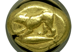 Ancient Electrum Coinage of Cyzicus