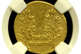 How much is a Roman Aureus worth?