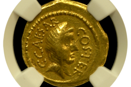 What is a Gold Aureus?