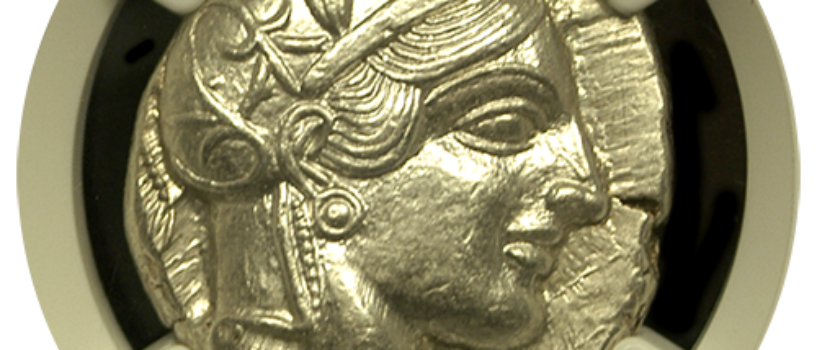 Why the Athenian owl coin was made