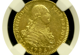 What is a Spanish Escudo coin?