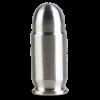 1-oz. Silver Bullets (.45 Caliber ACP)