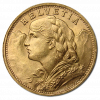 Swiss 20 Franc Gold Coins (1897 - 1949)