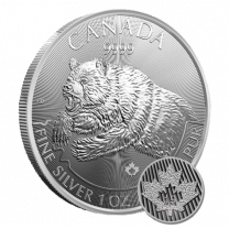 2019 Canadian Silver Grizzly
