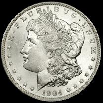 Morgan Silver Dollars Pre-1921