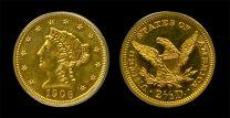 1906 $2.5 Gold Liberty PCGS - PR 62 Quality