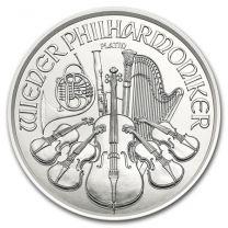 2016 Austrian Philharmonic Platinum Coin - 1 oz