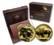 2013-W Reverse Proof American Buffalo one Ounce Gold Coin