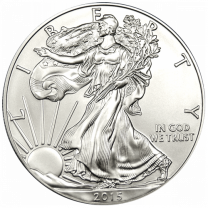 Mixed-Date Silver American Eagles