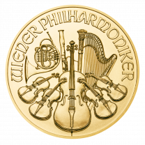2018 Austrian Philharmonic Gold Coin - 1 oz.