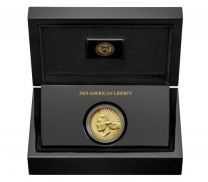 2019-W American Liberty High Relief Gold (in original Mint Box with Cert)