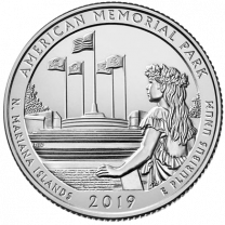 2019 5-oz Silver ATB - American Memorial Park