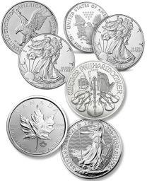 2021 Silver Coin Group