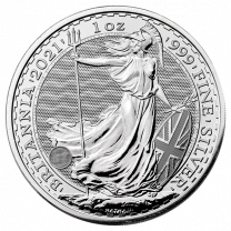 2020 Great Britain Silver Britannia - 1oz.