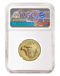 MS-69 NGC (Type 2) 1/2-oz. 2021 Gold American Eagles