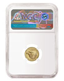 MS-70 NGC (Type 2) 1/10-oz. 2021 Gold American Eagle