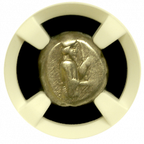 Darius I Silver Siglos NGC VF 4x5