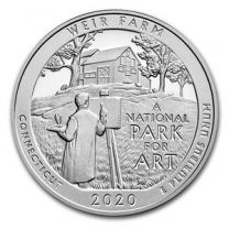 2018 5-oz Silver ATB - Voyageurs National Park, MN