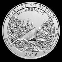 2018 5-oz Silver ATB - Voyageurs National Park, MN