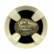 Croesus Silver Sixth-Stater NGC CHVF Star 5x3
