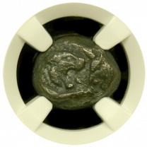 Croesus Silver Half-Stater NGC XF 5x3