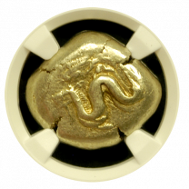 Mysia Cyzicus Electrum Full Stater NGC VF 4x4