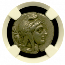 Amastris Silver Didrachm-Stater NGC CHVF