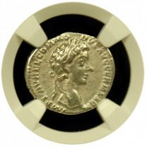 Commodus Silver Extremely Fine - Obverse