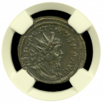 Romano-Gallic Empire Double-Denarius NGC Mint State
