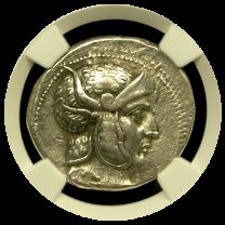Seleucid Silver Tetradrachm - Obverse