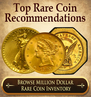 Rare Coin recommendations