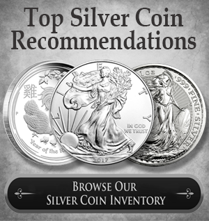 Silver Coin Recomendations
