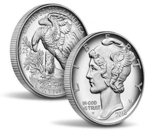 Palladium American Eagle Coin