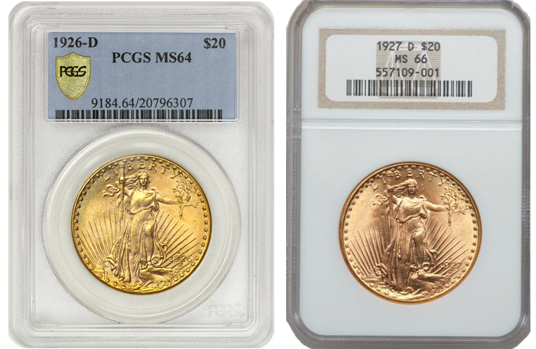 Rare Gold Coins from the Denver Mint