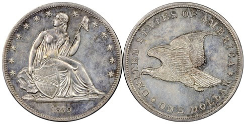 gobrecht silver dollar