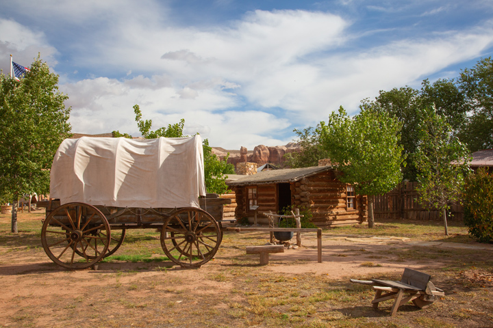Colorado Wagon Train