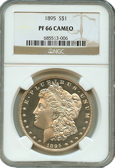 Silver Morgan Dollar Coin