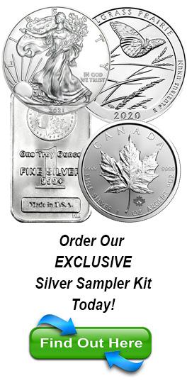silver coin sampler