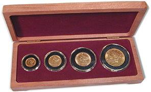 rare coin box