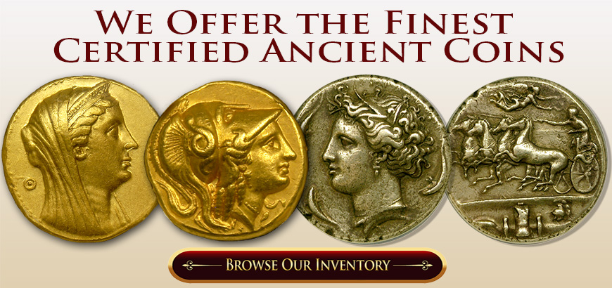 Ancient Coin Inventory
