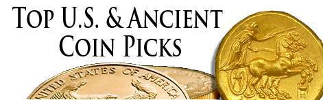 ancient coin picks